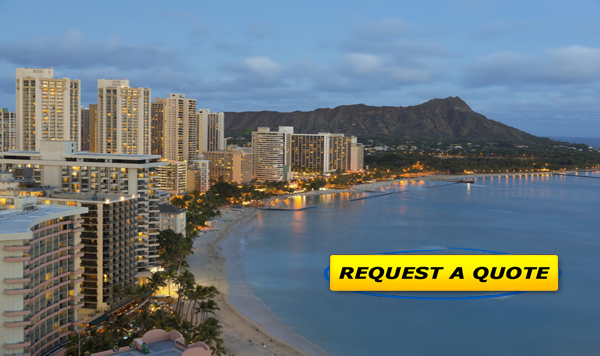 Current Hawaii Car Rental Deals